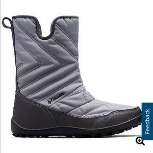 Columbia Minx Slip III Boot Ti Grey Steel.
